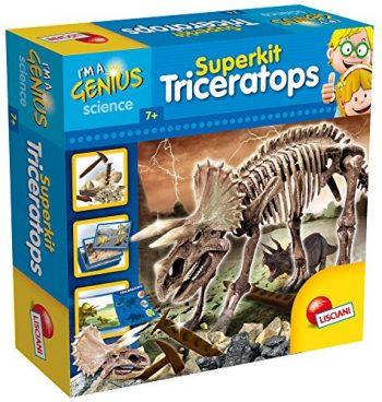 Lisciani Giochi 56439 Gioco Im A Genius Super Kit Triceratops 0