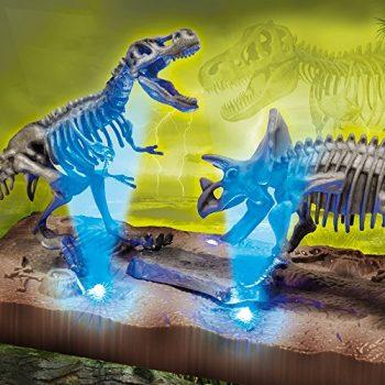Lisciani Giochi Im A Genius 63888 Scienza Hi Tech Dinosauri Led 63888 0 0