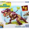 Mega Bloks Cpc51 Minions Dinosauro 0