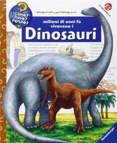 Milioni Di Anni Fa Vivevano I Dinosauri Ediz Illustrata Copertina Flessibile 21 Mar 2001 0