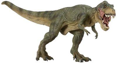 Papo 55027 T Rex Verde Che Corre 0