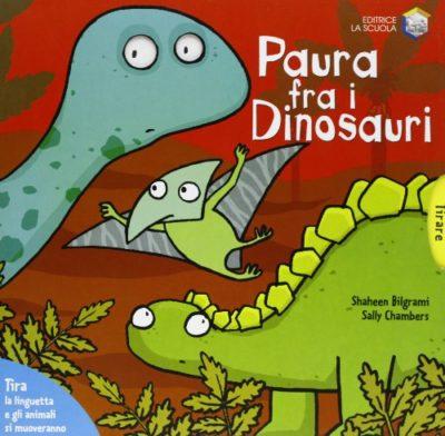Paura Fra I Dinosauri Ediz Illustrata Copertina Flessibile 5 Ott 2004 0