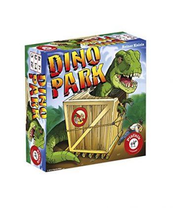 Piatnik Dino Park Gioco Con Dadi 0