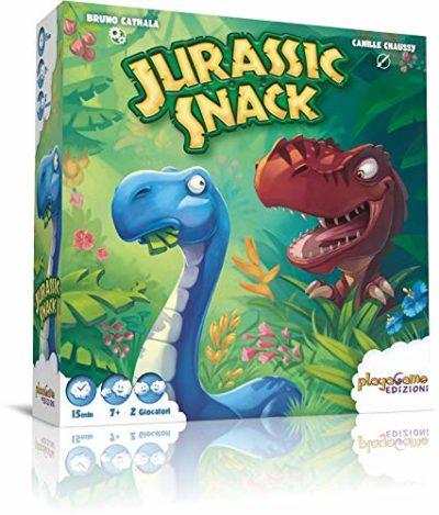Playagame Edizioni Jurassic Snack Edizione Italiana 0