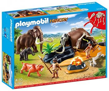 Playmobil 5087 Stone Age Camp 0