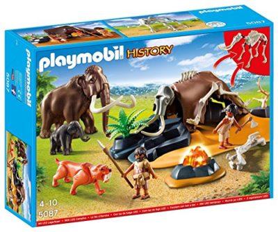 Playmobil 5087 Stone Age Camp 0