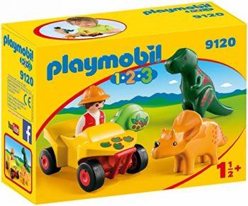 Playmobil 9120 123 Esploratore Con Dinosauri 0