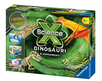 Ravensburger 18828 4 Science X Dinosauri 0