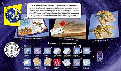 Ravensburger 18983 Sulle Tracce Dei Dinosauri Science X 0 0
