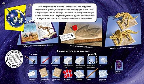 Ravensburger 18983 Sulle Tracce Dei Dinosauri Science X 0 1