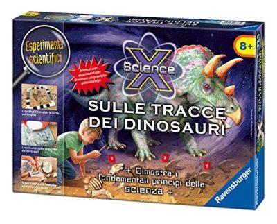 Ravensburger 18983 Sulle Tracce Dei Dinosauri Science X 0