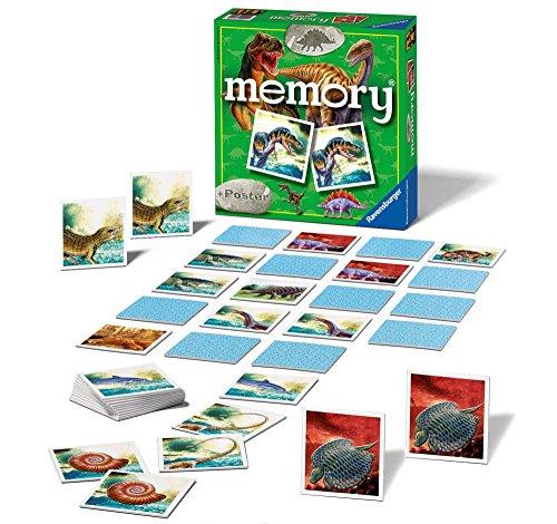 Ravensburger Italy 22099 Memory Dinosauri 0 1