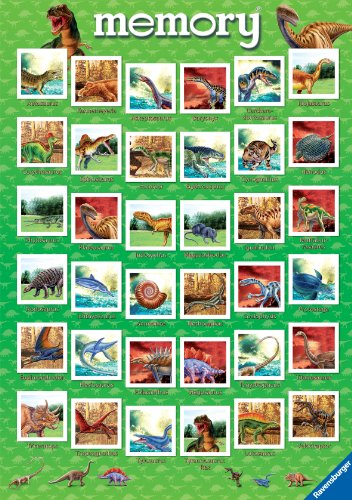 Ravensburger Italy 22099 Memory Dinosauri 0 2