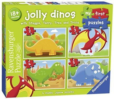 Ravensburger Italy My First Puzzle Dinosauri 07289 0