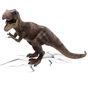 Rolytoy Vraijouet Dinosauro Tirannosauro Rex Tyrannosaurus Model Toy To Adult Child Collector To Gift Decora Per Festa E Compleanno 0