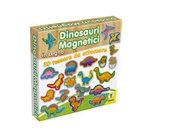 Teorema 40525 Dinosauri Magnetici In Legno 0
