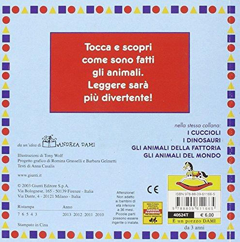 Tocca E Senti I Dinosauri Copertina Flessibile 23 Ott 2002 0 0
