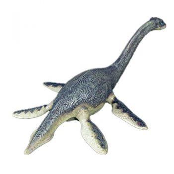Vidoo Plesiosauro Realistico Dinosauro Animale Figura Solida Plastica Kids Fun Giocattoli Modello 0