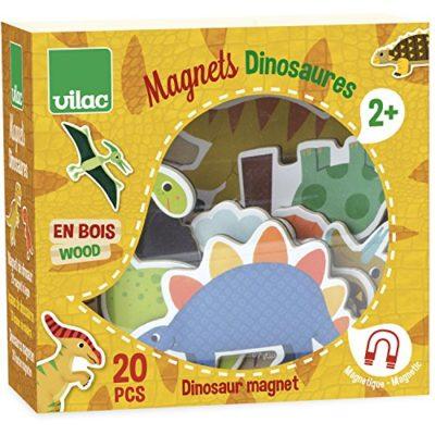 Vilac 8025 Dinosauri Magnetici 0
