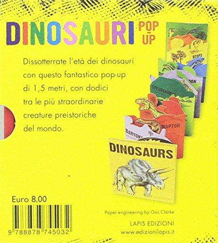 Dinosauri Libro Pop Up Ediz A Colori A Fogli Intercambiabili 12 Gen 2017 0 0