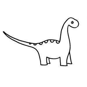 Altri dinosauri da colorare