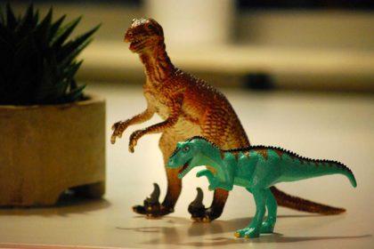 Giocattoli dinosauri delle migliori marche