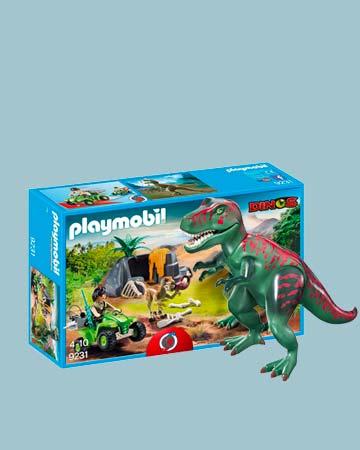 Dinosauri Playmobil