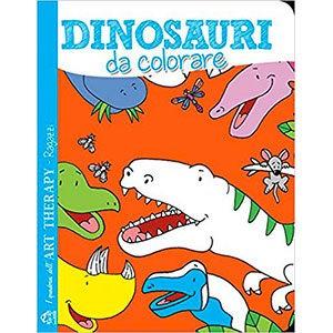Libri da colorare dinosauri