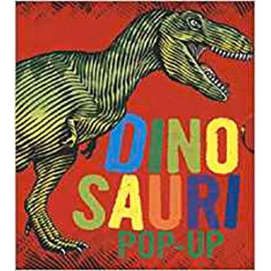 Libri pop up dinosauri