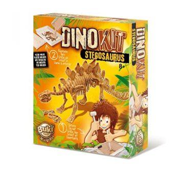 Buki 439ste Dino Kit Da Scavare Stegosauro 0