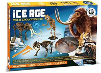 Geoworld Cl470k Ice Age Multi Excavation Kit 0