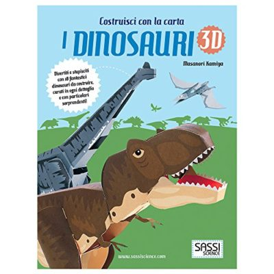 I Dinosauri 3d Ediz Illustrata Copertina Flessibile 8 Ott 2015 0