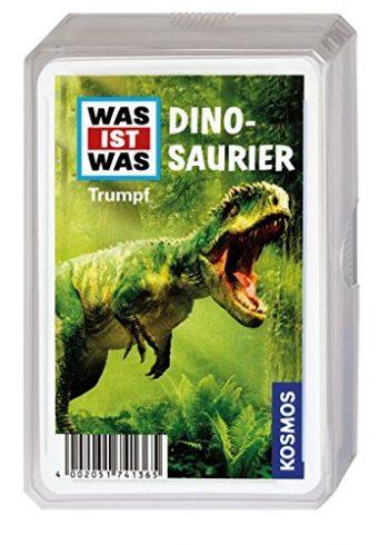 Kosmos 741365 Gioco Di Carte Was Ist Was Soggetto Dinosauri Lingua Tedesca 0