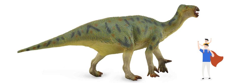 Iguanodonte Dimensioni