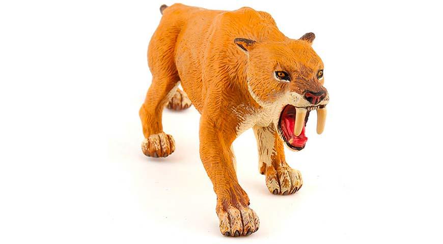 Smilodonte Tigre Dai Denti A Sciabola