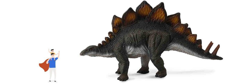 Stegosauro Dimensioni