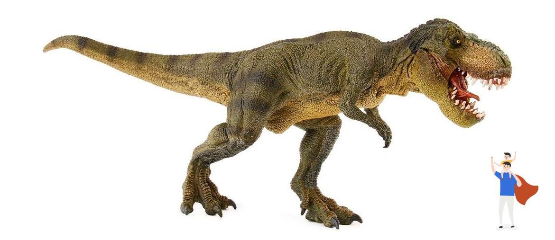 T Rex Dimensioni