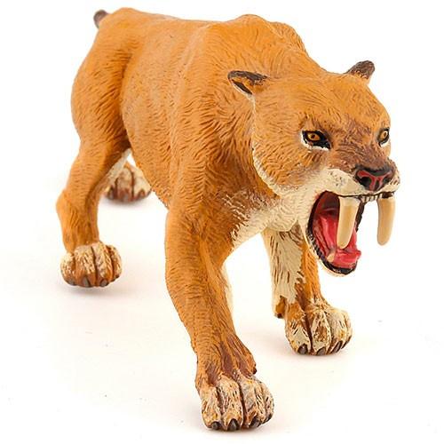 Tigre Dai Denti A Sciabola Smilodonte