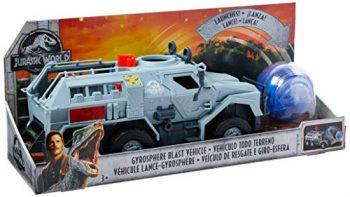 Jurassic World Veicolo Avventura Set Macchina Con Girosfera Come Nel Film Fmy86 0