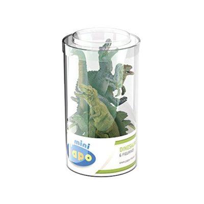 Papo 33018 Mini Tubo Dinosauri Set 1 Pvc 0