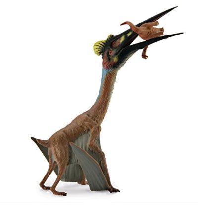 Quetzalcoatlus Con Preda Lungo 12 Cm Alto 13 Cm 0