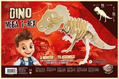 Buki France T Rex Gigante Da Assemblare Colore D6m 0