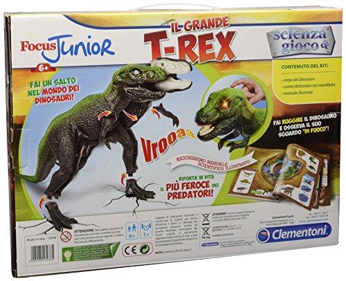 Clementoni 13938 Focus Junior Il Grande T Rex 0 0