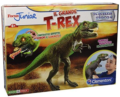 Clementoni 13938 Focus Junior Il Grande T Rex 0