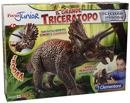 Clementoni 13939 Focus Junior Il Grande Triceratopo 0