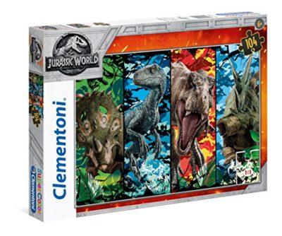 Clementoni Jurassic World Puzzle 27099 0