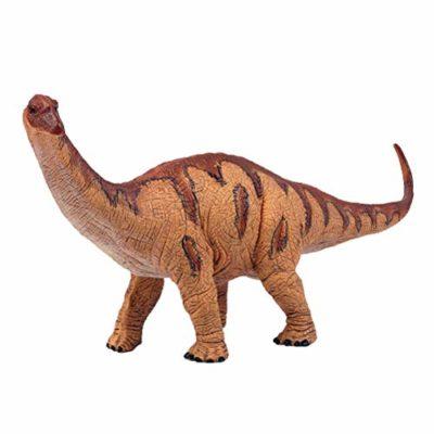 Flormoon Dinosauri Giocattoli Realistico Apatosauro Giallo Dinosaur Figure Di Dinosauri In Plastica Decorazioni Per Torte Feste Di Compleanno Giocattolo Per La Scuola Sul Retro Per Bambinigiallo 0