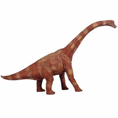 Flormoon Dinosauri Giocattoli Realistico Brachiosaurus Dinosaur Figure Di Dinosauri In Plastica Decorazioni Per Torte Feste Di Compleanno Giocattolo Per La Scuola Sul Retro Per Bambiniclassico 0