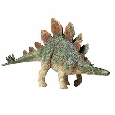 Flormoon Dinosauri Giocattoli Realistico Stegosauro Dinosaur Figure Di Dinosauri In Plastica Decorazioni Per Torte Di Compleanno Articoli Feste Giocattolo Per La Scuola Sul Retro Per Bambiniverde 0