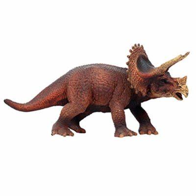 Flormoon Dinosauri Giocattoli Realistico Triceratops Dinosaur Figure Di Dinosauri In Plastica Decorazioni Per Torte Feste Di Compleanno Giocattolo Per La Scuola Sul Retro Per Bambinitaglia Larga 0